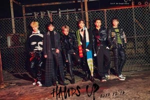 B.A.P look so handsome in group 'Hands Up' teaser image