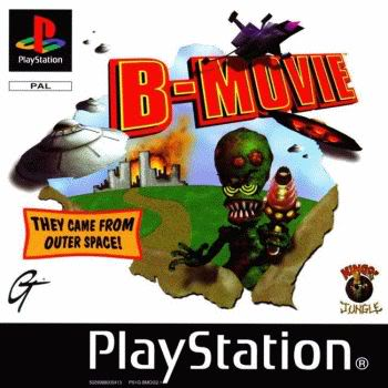 Video Games achtergrond titled B-Movie (Cover)