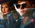 Baby Driver - movies wallpaper