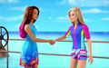 Barbie: dauphin Magic