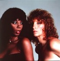 Barbra And Donna Summer  - barbra-streisand photo