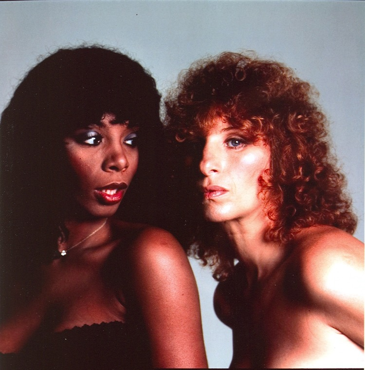 Barbra And Donna Summer