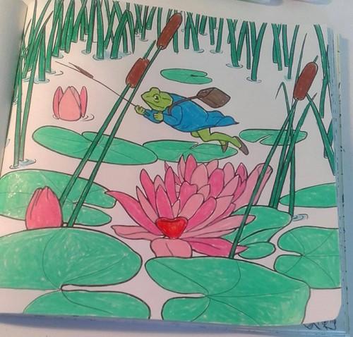 Beatrix Potter wallpaper called Beatrix Potter Colouring Book