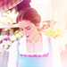 Belle 💜 - beauty-and-the-beast icon