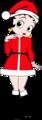 Betty Boop Anime Santa's Helper Render - betty-boop photo
