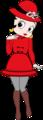 Betty Boop Anime Winter Break Render - betty-boop photo