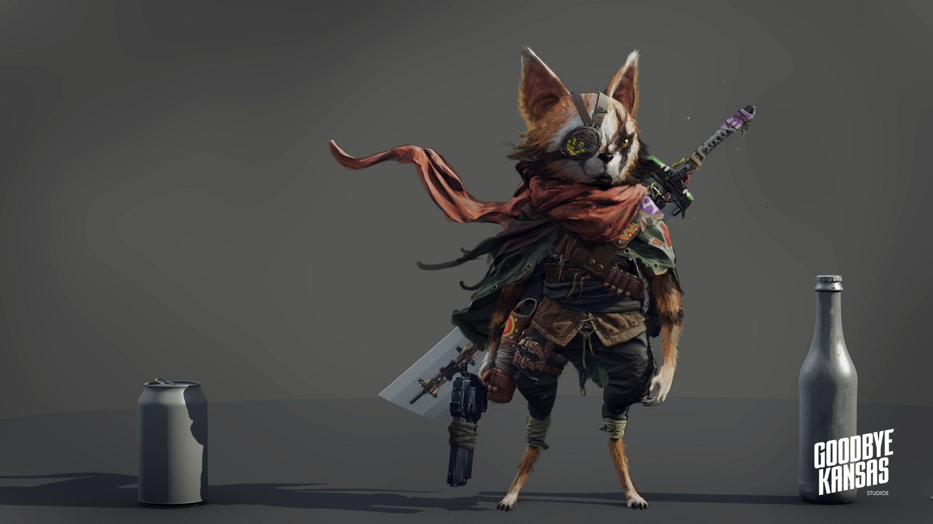 biomutant 2018 images biomutant character concept art hd wallpaper and background photos. Black Bedroom Furniture Sets. Home Design Ideas