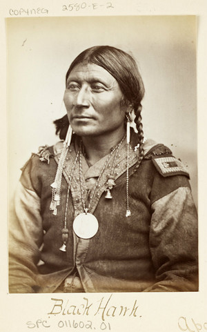 Black Hawk (Kiowa Apache)