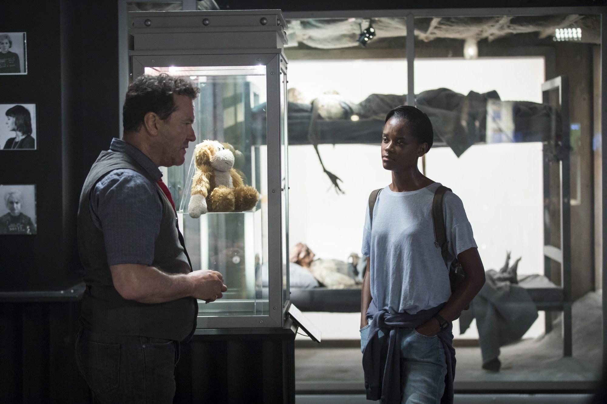 "Black Mirror Season 4 ""Black Museum"" Picture"