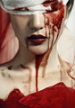 Blood Fashion Photography - gothic photo