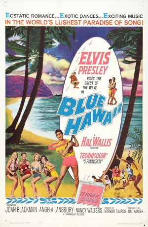 Blue Hawaii | Poster
