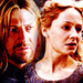 Boromir and Eowyn - lord-of-the-rings icon