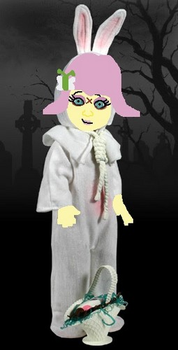 Living Dead Dolls پیپر وال called Bunny Fluttershy