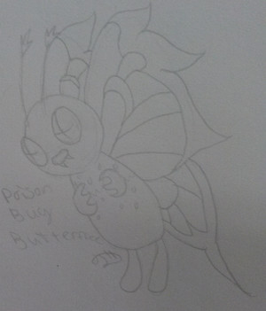 Butterfree New Form