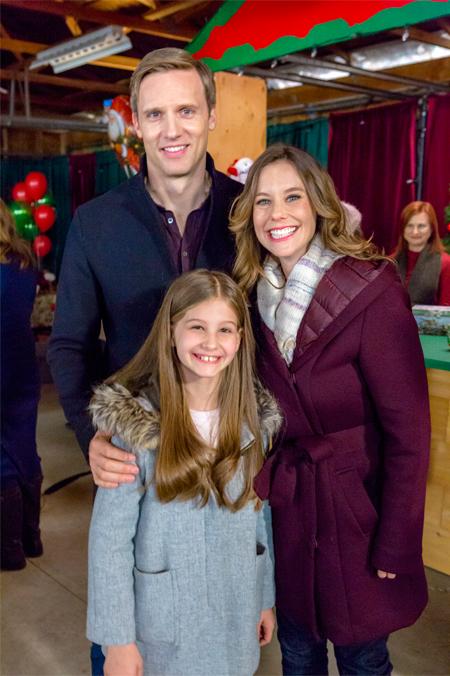 Christmas In Evergreen.Christmas In Evergreen Hallmark Movies Photo 40840738