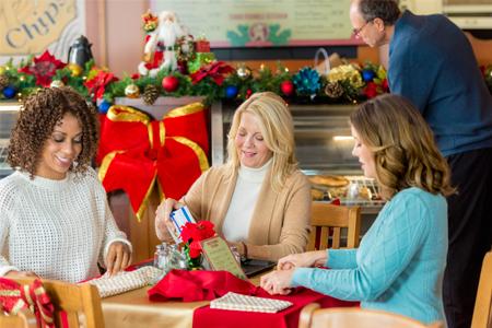 Christmas In Evergreen Hallmark Movie.Christmas In Evergreen Hallmark Movies Photo 40840745
