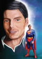 Christopher Reeve - celebrities-who-died-young fan art
