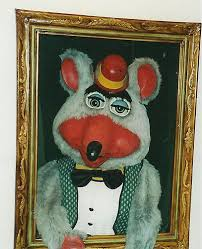 Chuck E Cheese 2nd Gen Portrait Animatronic (1978-1980)
