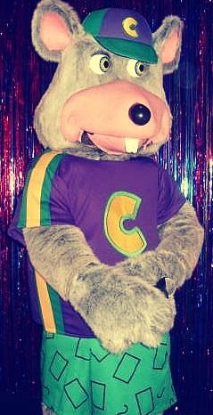 Chuck E. Cheese CEC Cyberamic Animatronic (1990-Present)