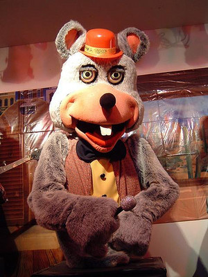 Chuck E. Cheese PTT Cyberamic Animatronic (1979-2001)