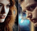 Clary and Jace - shadowhunters-tv-show fan art