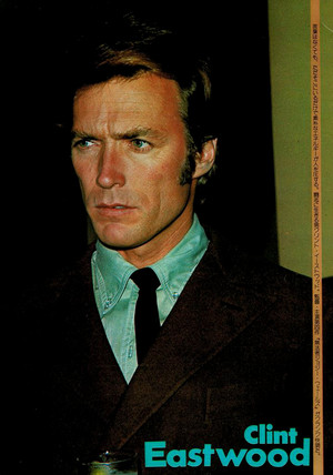 Clint Eastwood (candid 70s)