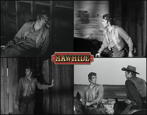 Clint- Rawhide (S01xE13) Incident of the Curious calle (1959)
