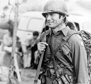 Clint in Kelly's heroes 1970