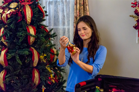 hallmark movies wallpaper titled coming home for christmas - Coming Home For Christmas