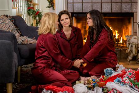 Coming Home For Christmas.Coming Home For Christmas Hallmark Movies Photo 40811021
