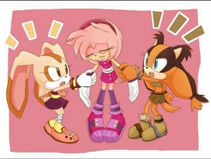 Cream and Stick's fight over Amy's friendship!