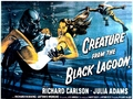 Creature from the Black Lagoon (Poster) - universal-monsters wallpaper