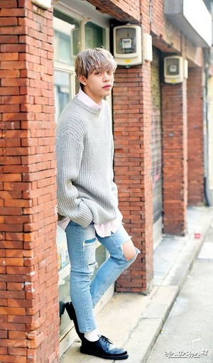 Daehyun Interview with xportsnews