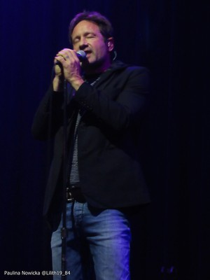 David Duchovny 15/10/17 Vancouver সঙ্গীতানুষ্ঠান