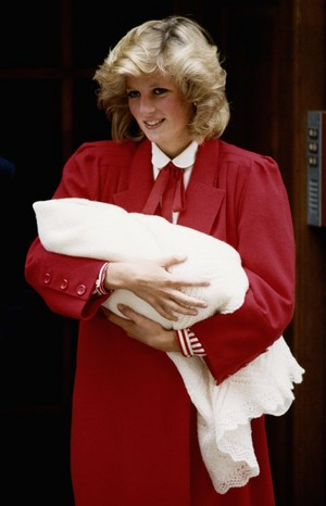 Diana And Prince Harry