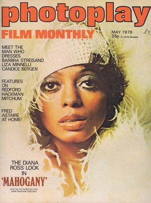 Diana The Cover Of Photoplay