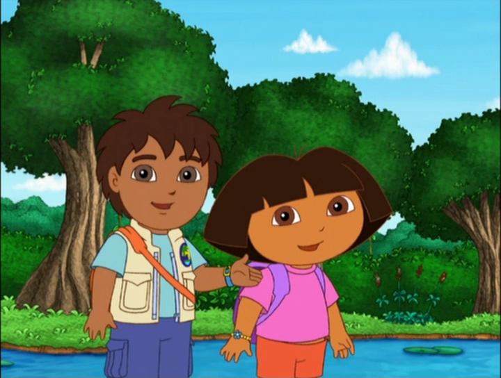 go diego go images diegos halloween 2008 dvdrip a release lounge h264 by paulx1 mp4 002523254 1 hd wallpaper and background photos