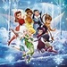 Disney Fairies Winter Icon - classic-disney icon