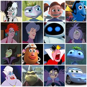 Disney Feamales