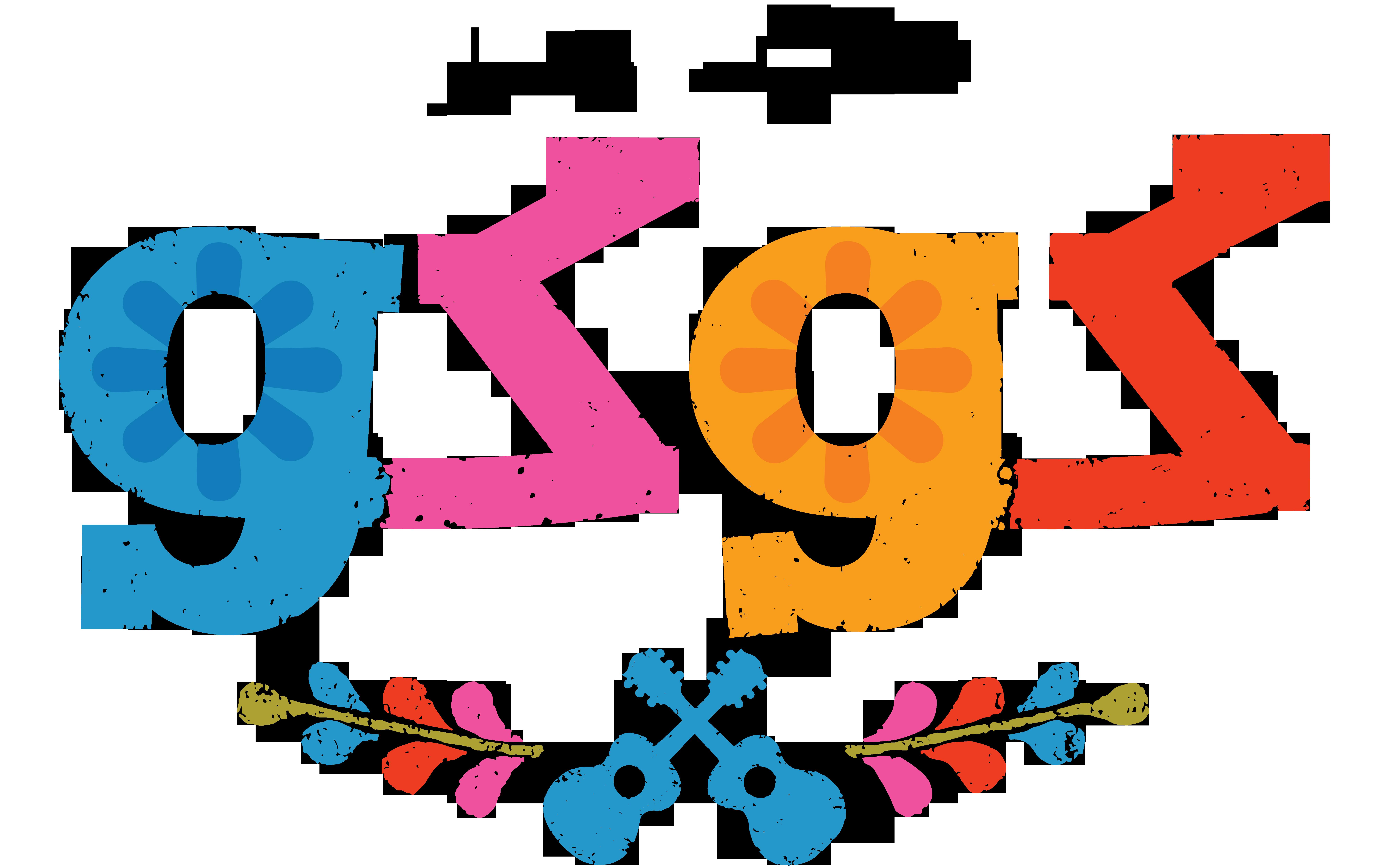 迪士尼 皮克斯 coco logo شعار فيلم كوكو