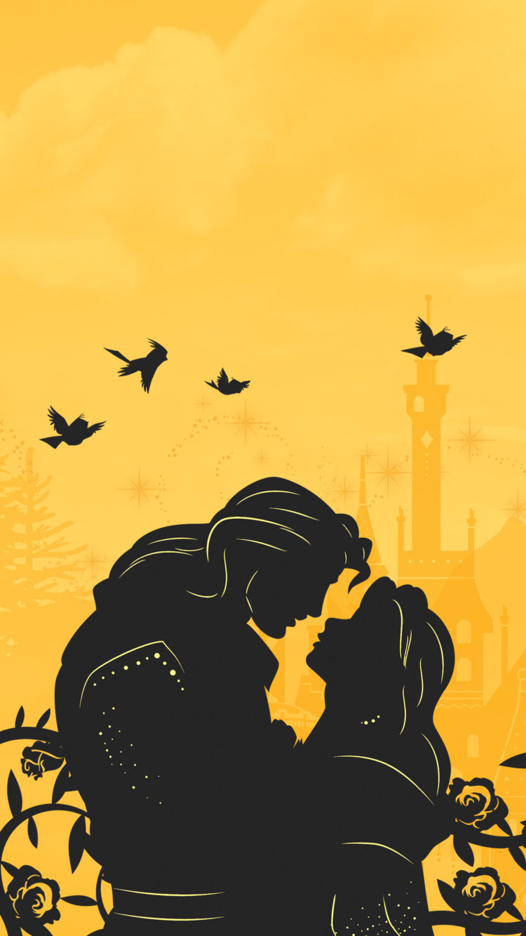 Disney Princess Phone Wallpaper Putri Disney Foto