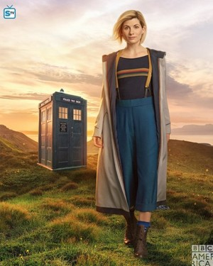Doctor Who - Season 11 - First Look
