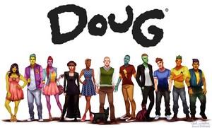 Doug kids all growned up