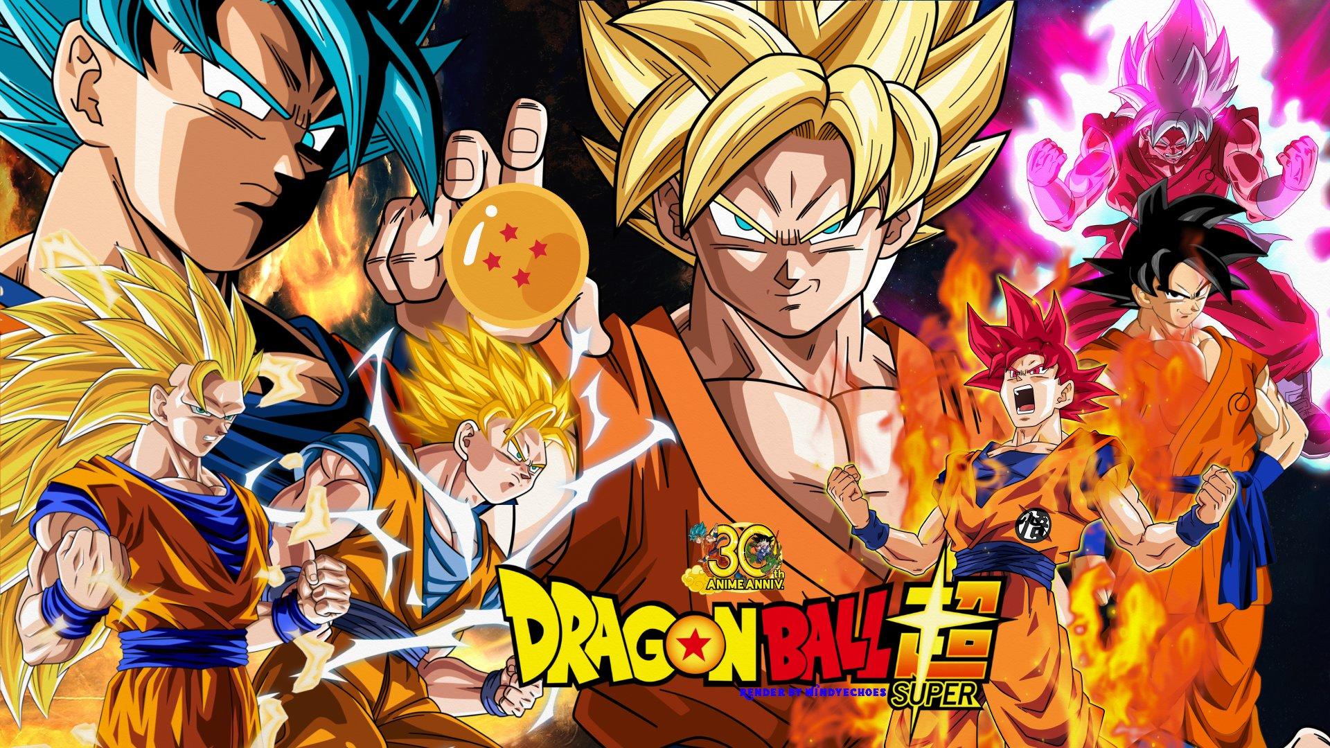 Dragon Ball Super wolpeyper 2017
