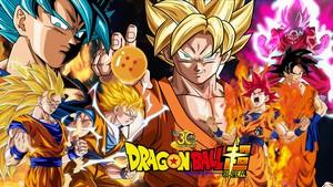 Dragon Ball Super Wallpaper 2017