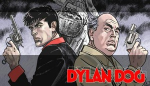 Dylan Dog & Inspector Bloch Best Friends