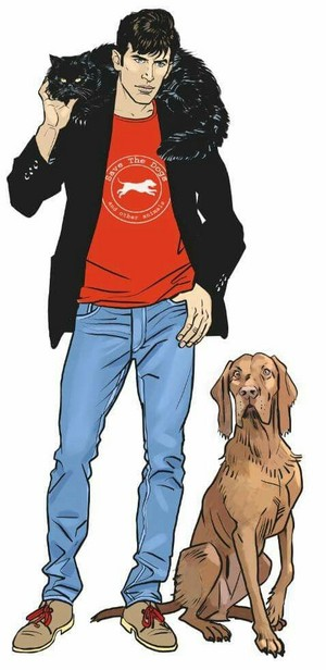 Dylan Dog The Animal Rights Supporter