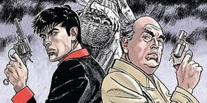 Dylan Dog & Inspector Bloch