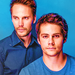 Dylan O Brien and Taylor Kitsch - dylan-obrien icon