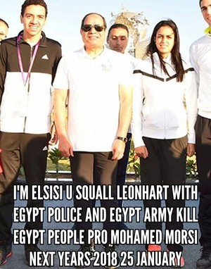 ELSISI MEME KILL EGYPT COUNTRY